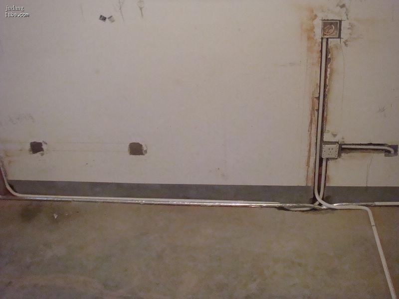 室内手绘排线单排法