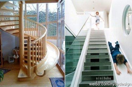 幼儿园幼儿滑滑梯排队图片