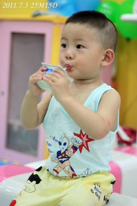 1周岁宝宝可爱发型