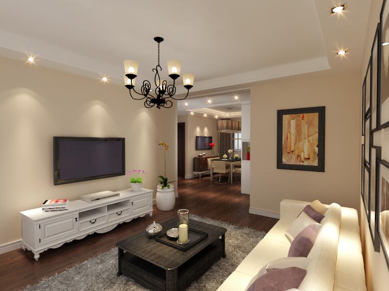 主题:客厅做石膏板吊顶好看还是不要吊顶用石膏线好看呢?