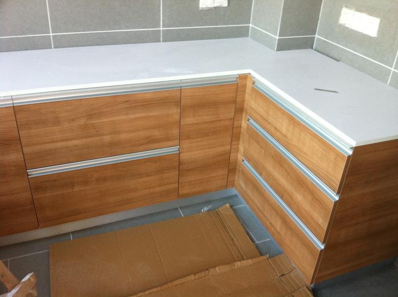 橱柜隐蔽砖设计图