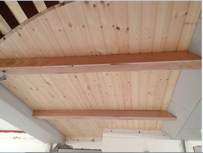 松木装修吊顶效果图