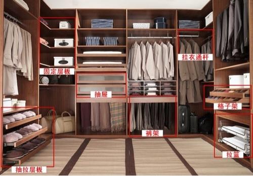 专业做衣柜的没问题,所以让木工做衣柜的童鞋慎选了!