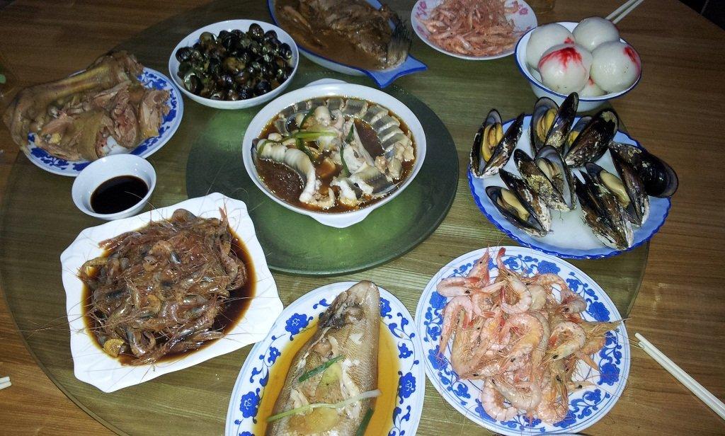 嵊泗列岛休闲度假,品地道渔家海鲜美食!