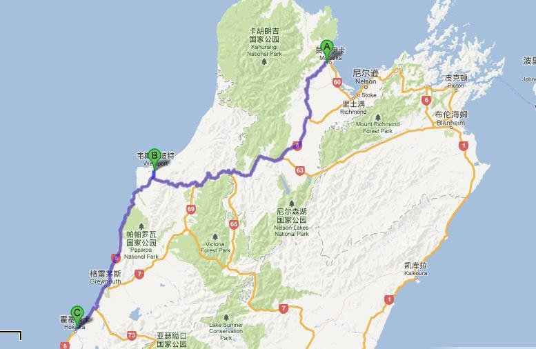 澳大利亚海豚岛地图