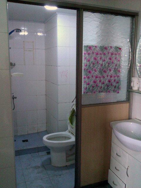 原干湿分离的卫生间 高清图片
