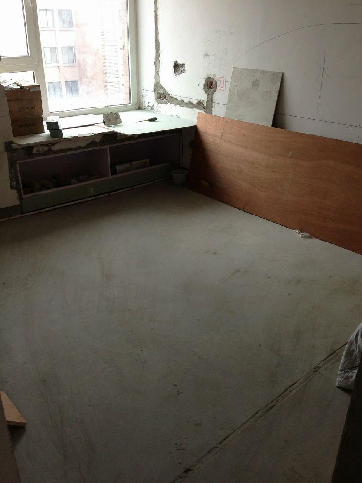 小窝 60平方小房子装修日记 安装季开始