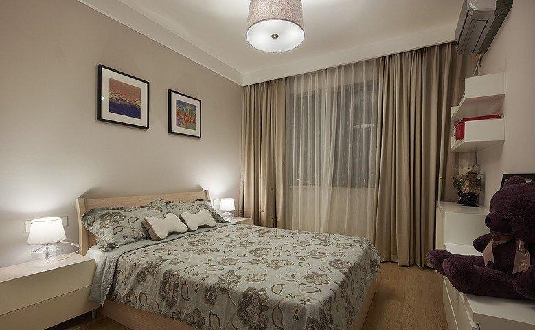 背景墙 房间 家居 起居室 设计 卧室 卧室装修 现代 装修 779_480