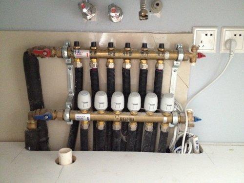 地暖分水器调节阀图解所有产品图片图片