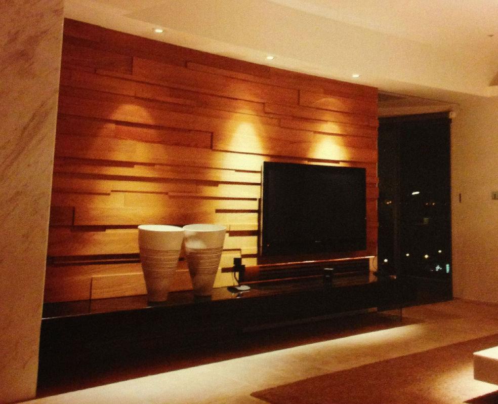 【客厅电视背景墙  木料采购】 -- 九星  xx木业:  福建人开的,说图片
