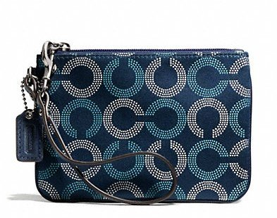 coach wristlet outlet store online  small wristlet