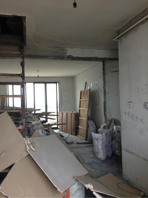 清包日记 - 135平三房两厅高层顶楼带阁楼电梯小复式