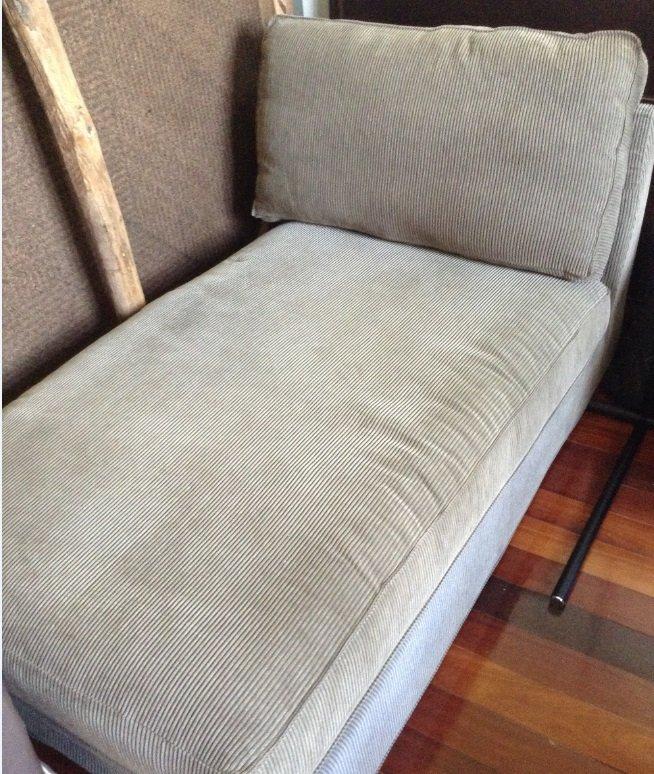 转让宜家正品布艺沙发贵妃椅图片