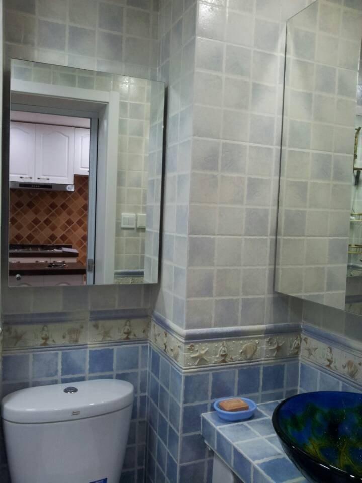 ▁地中海风格▁老房装修 48平 ≧▽≦ 80年代 小邓设计 毛