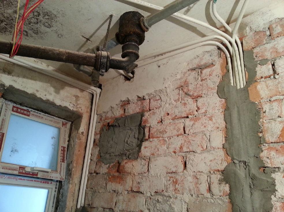 卫生间排水和老式地漏问题!