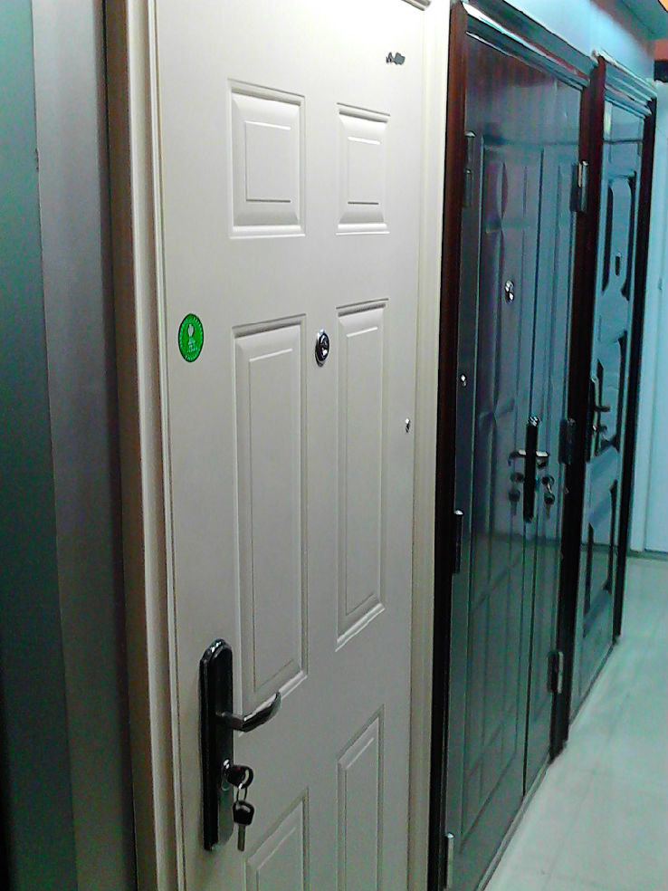 70平两室一厅老公房改造,无风格自主设计,黑白灰 记录装修的点点高清图片