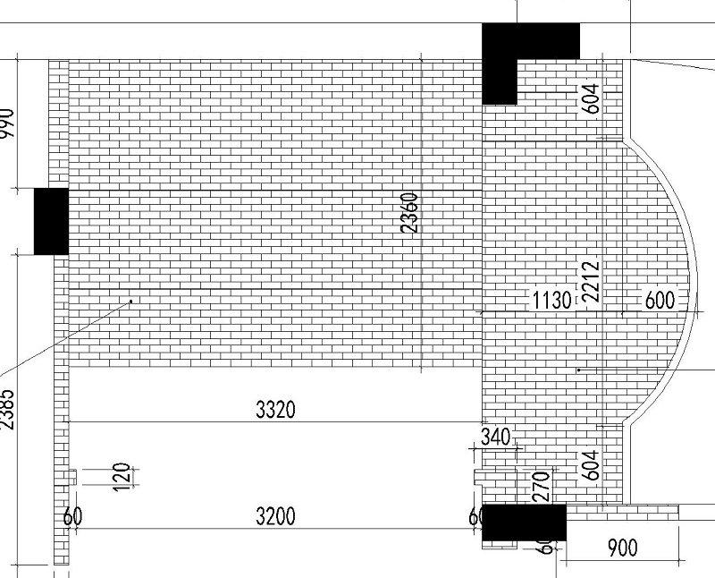 【滚动橱柜77W图纸76%】【P55红橡进度安锤龙拳之预算图片