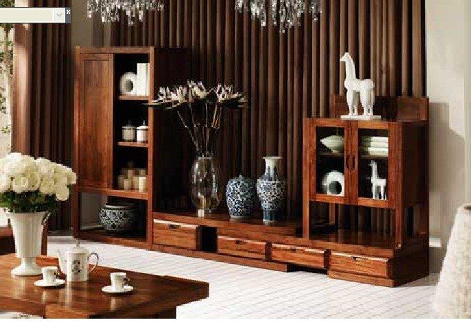 北美黑胡桃系列的实木家具