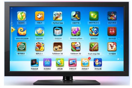 盘点智能电视n种界面设计