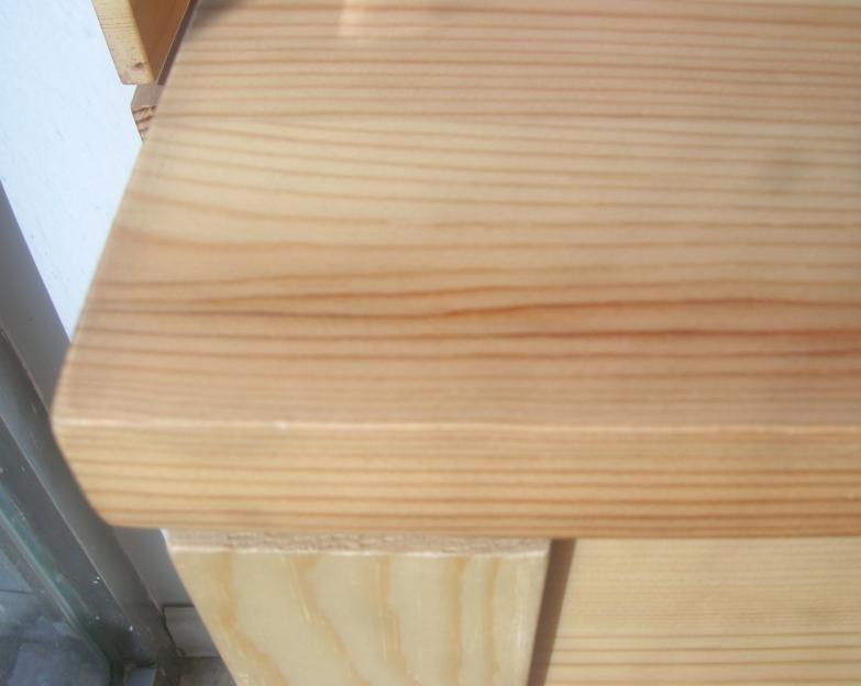 木头截面纹路素描