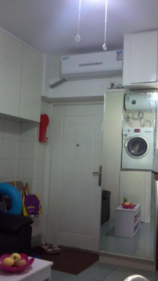建面38.5小两室一厅二手房简单装修