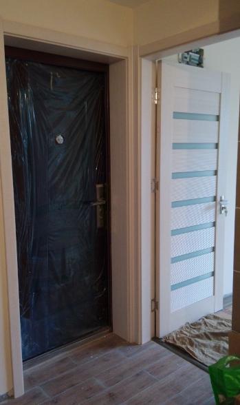 防盗门门套 + 卧室门&门套