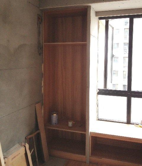 榻榻米衣柜内部结构设计图展示
