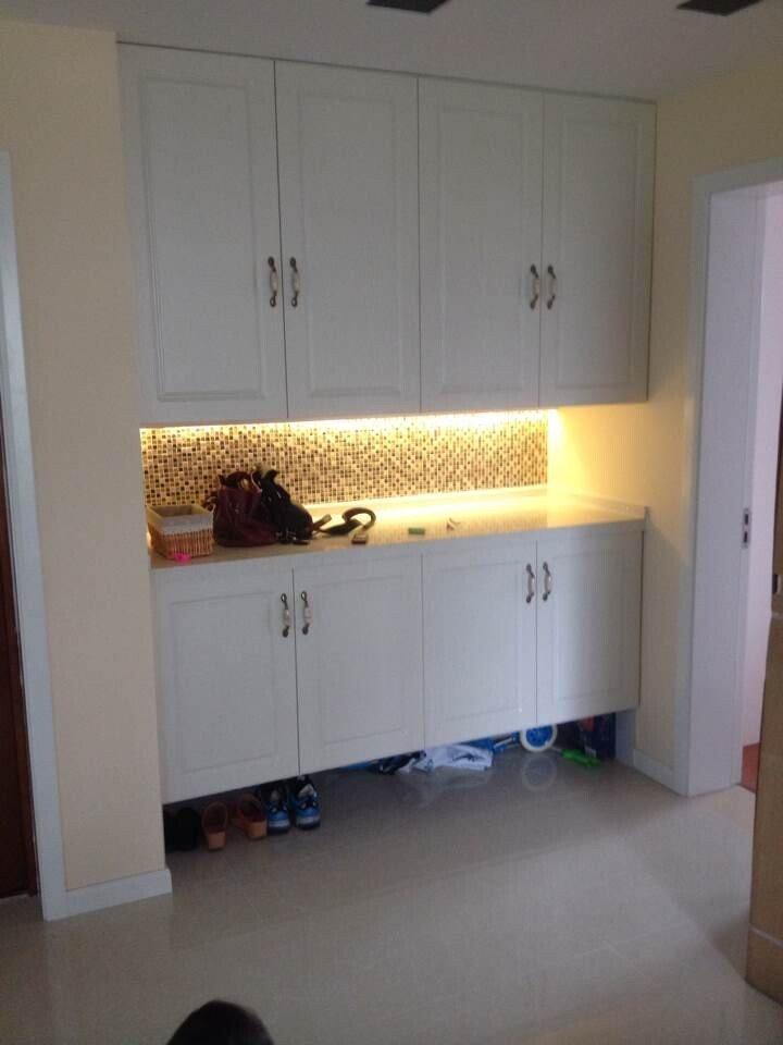 两室两厅新房装修 高清图片