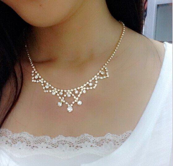 结婚的时候想戴这项链