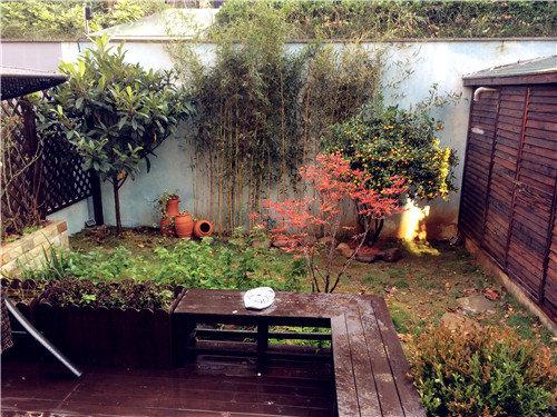 【中式庭院】风味正,简单质朴的中式景观花园.层次感