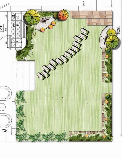 【欧式花园】经典欧式小花园设计施工
