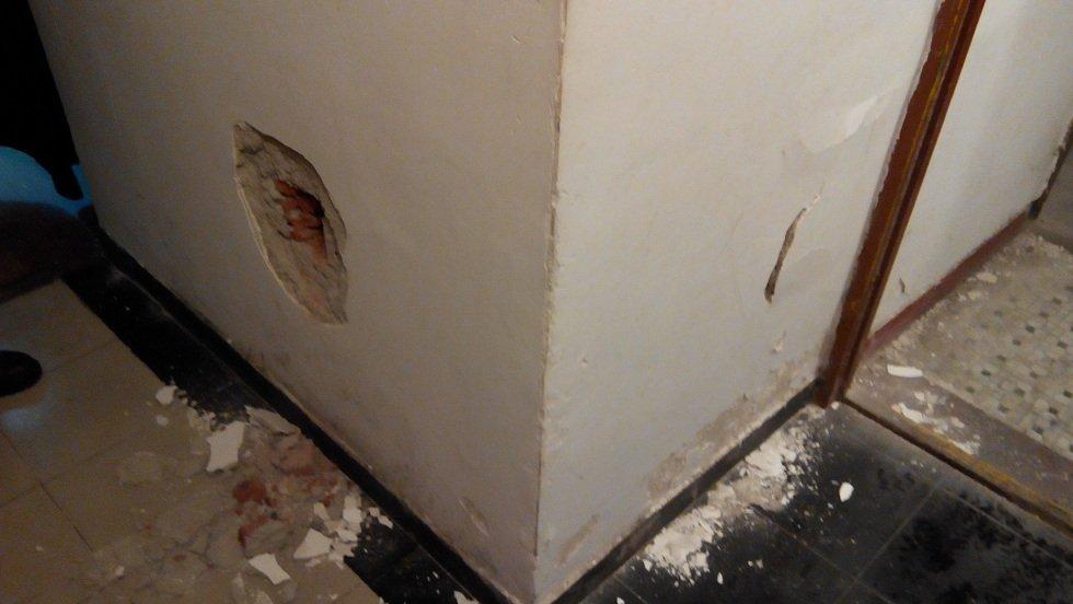 一室户老公房装修(建面30平)欧堡