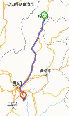 2.26-3.5 云南昭通大山包,抚仙湖,红河哈尼梯田自驾游