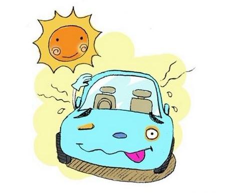 新手夏季安全行车注意事项