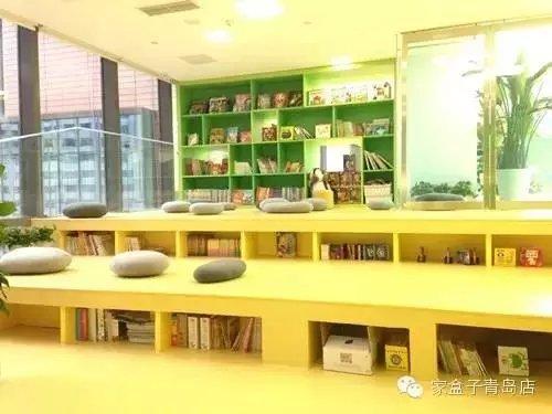 台风走了,亲子阅读风暴来了 青岛首家全免费公