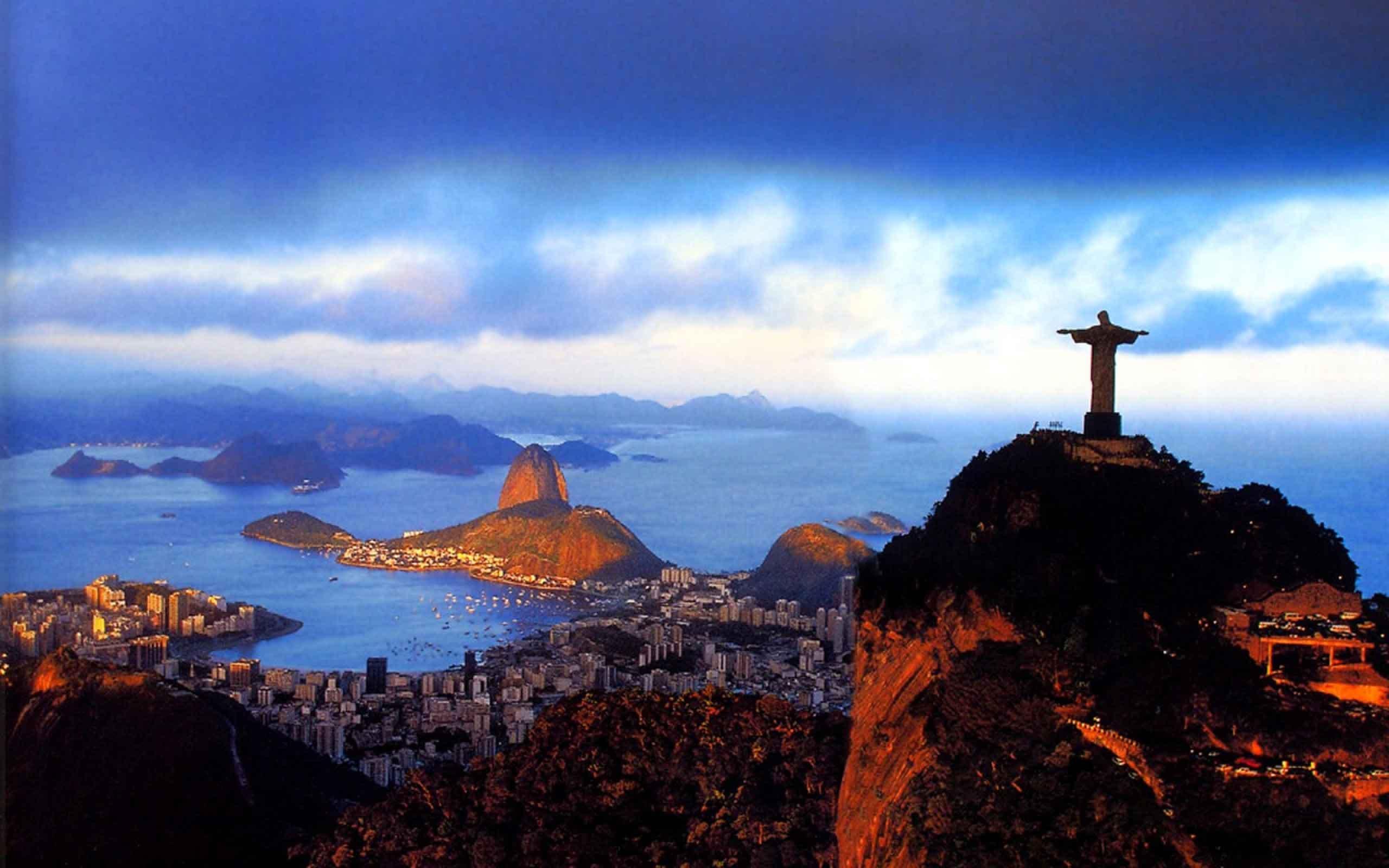 巴西风景竖屏壁纸