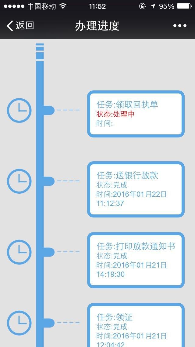 杨浦 纯公积金 贷款 12\/30过户 1\/19产证办理完