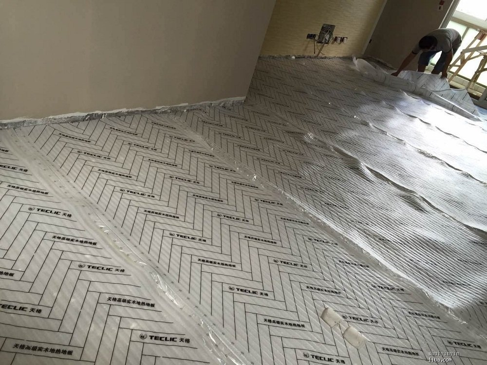 简约美式 装修 瓷砖铺贴ing by朗观设计 地板 天格 装修日记