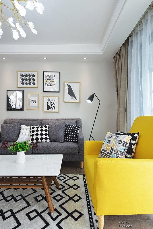 室內設計 > 清爽簡約的北歐風