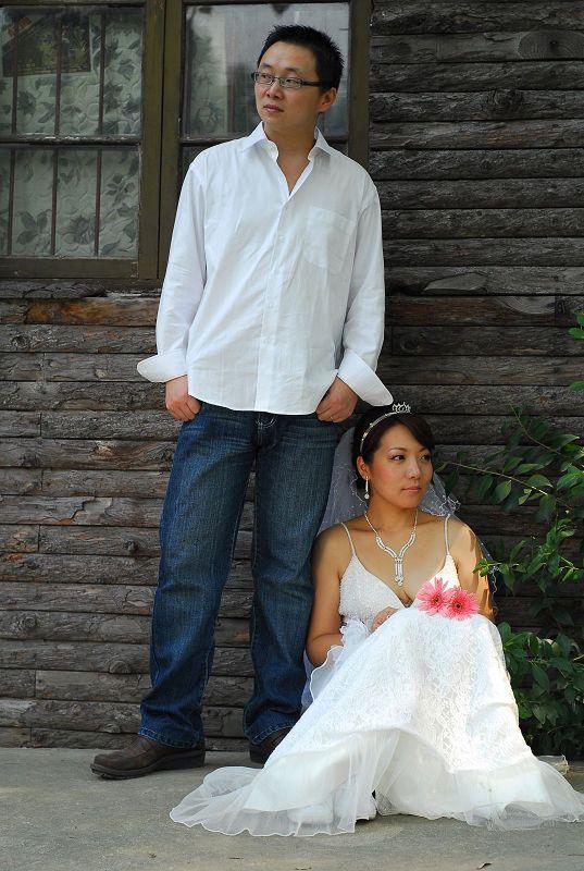 嘻哈婚纱照_嘻哈婚纱照风格