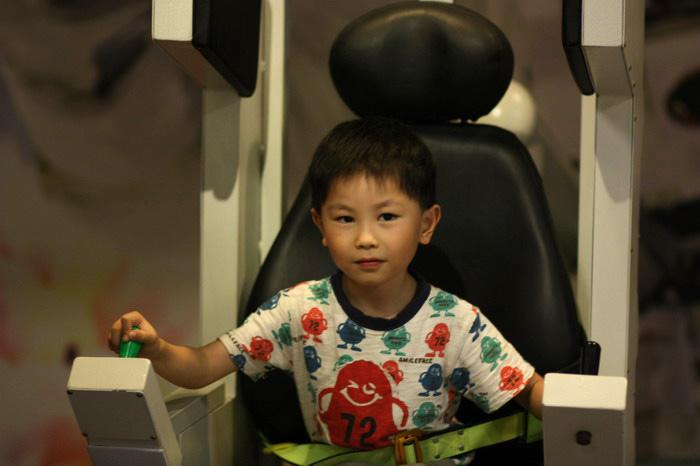 上海有适合孩子玩的地方吗